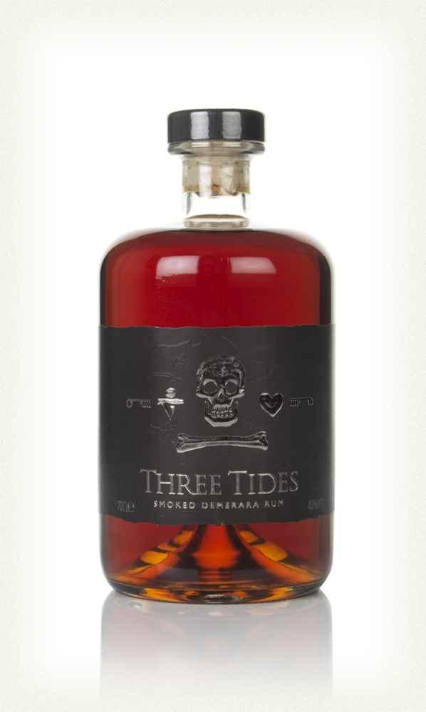 Three Tides Smoked Demerara Rum