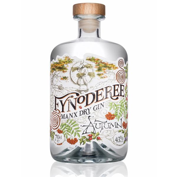 Fynoderee 70cl Autumn Gin 600x