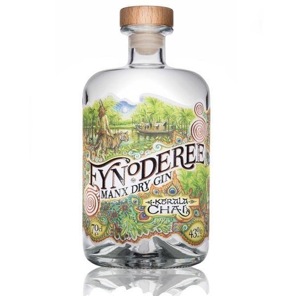 Fynoderee Kerala Chai Gin 600x
