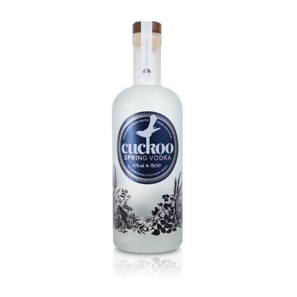 Bd Cuckoo Vod 70cl