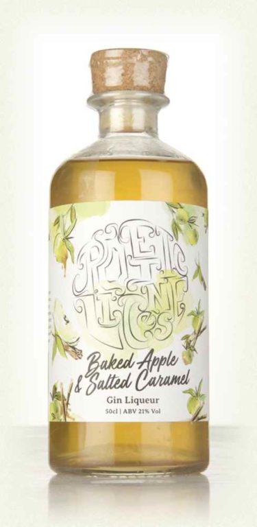 Poetic License Baked Apple And Salted Caramel Gin Liqueur