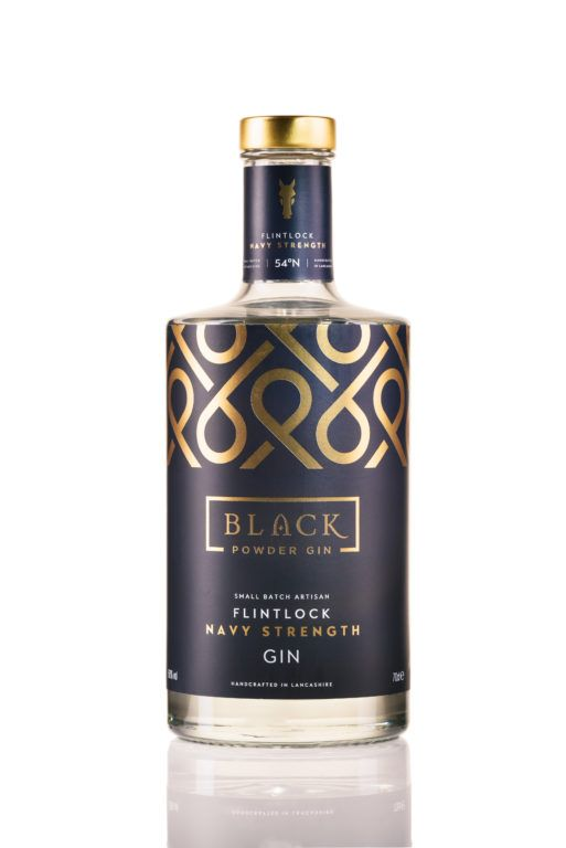 Black Powder Gin