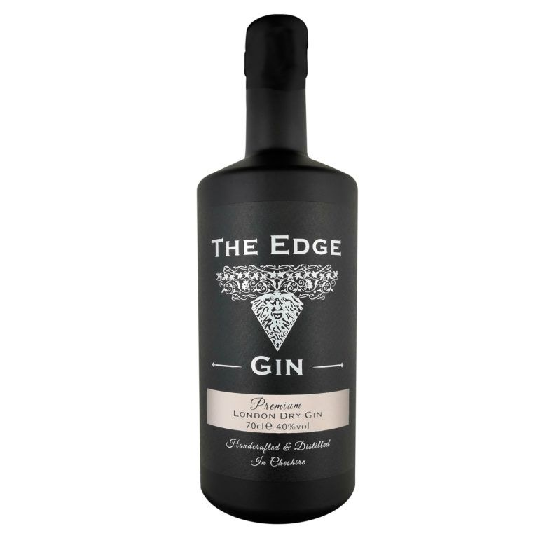 The Edge Gin London Dry 70cl