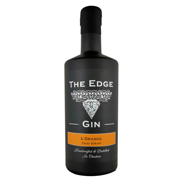 The Edge Gin Orange 70cl