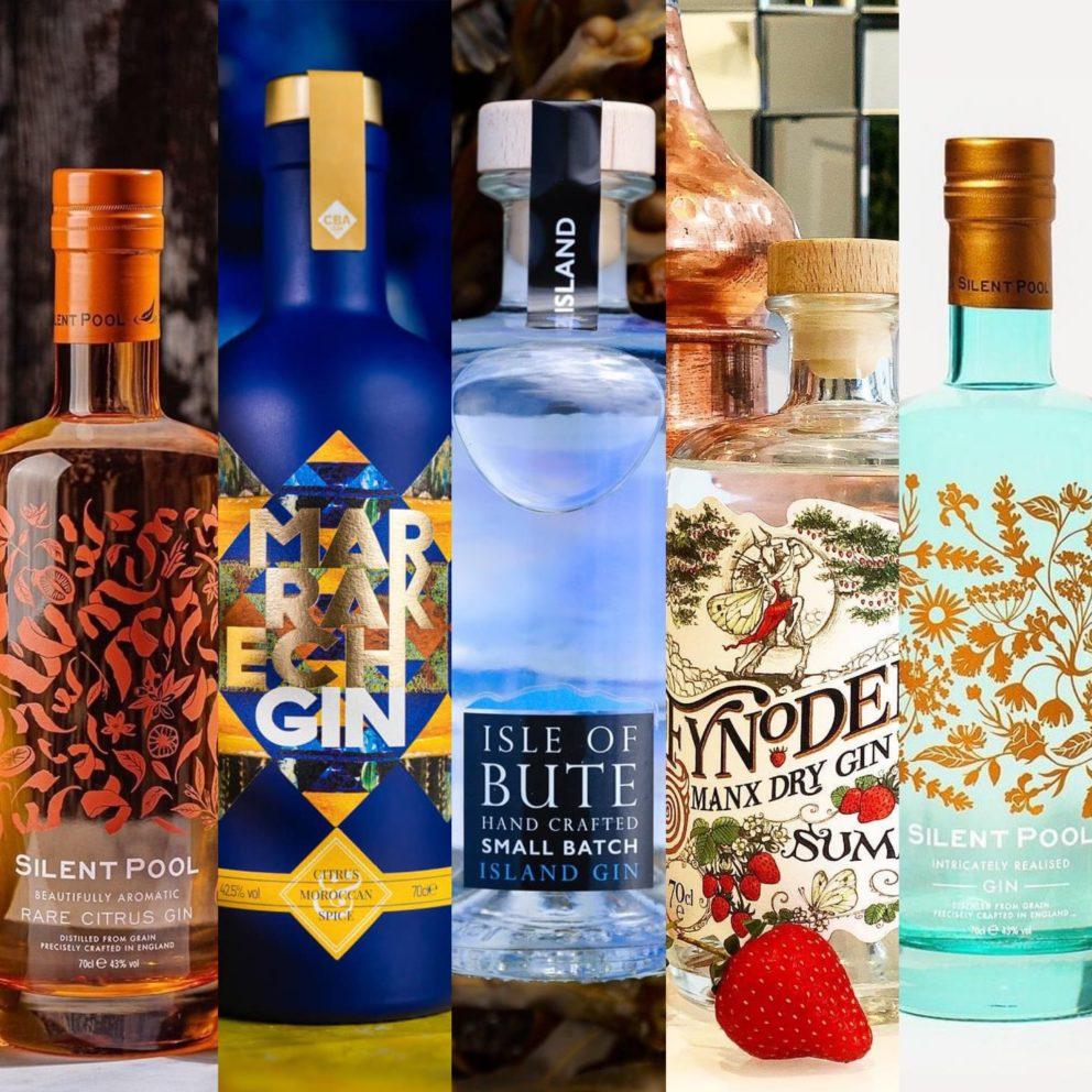 Virtual Gin Tasting August