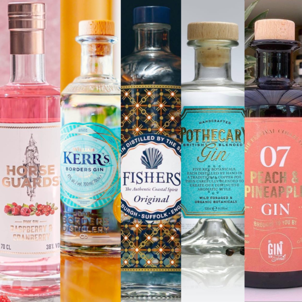 Virtual Gin Tasting October
