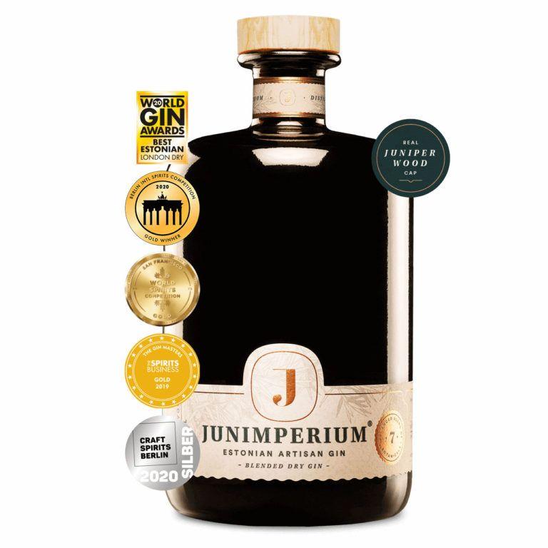 Junimperium Blended GinBlend Gtmt