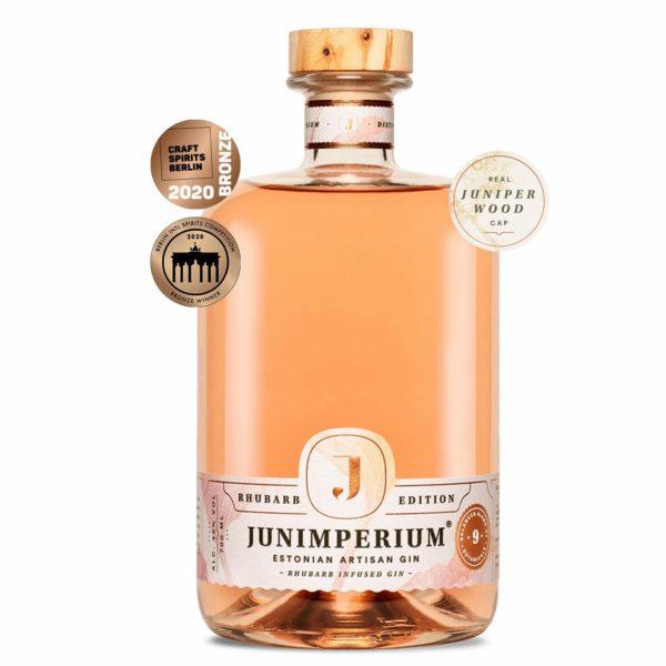 Junimperium Rhubarb Gin