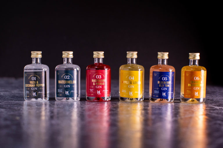 The Gin To My Tonic Miniature Giftset