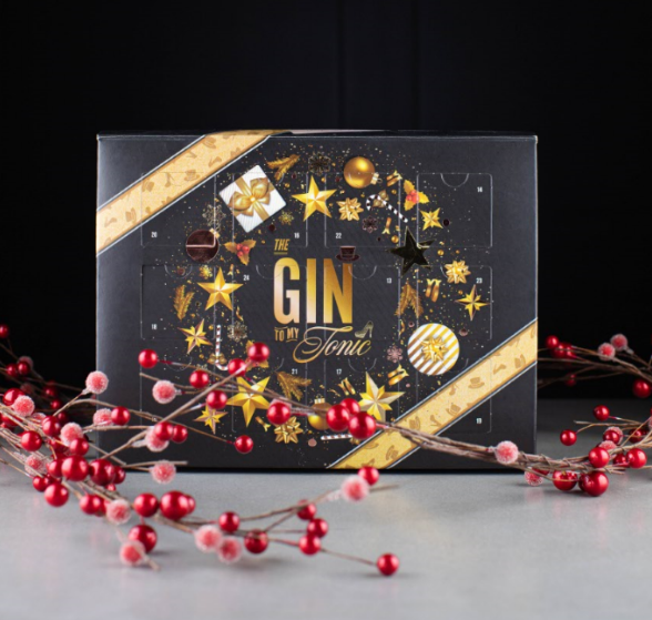 The Gin To My Tonic Advent Calendar