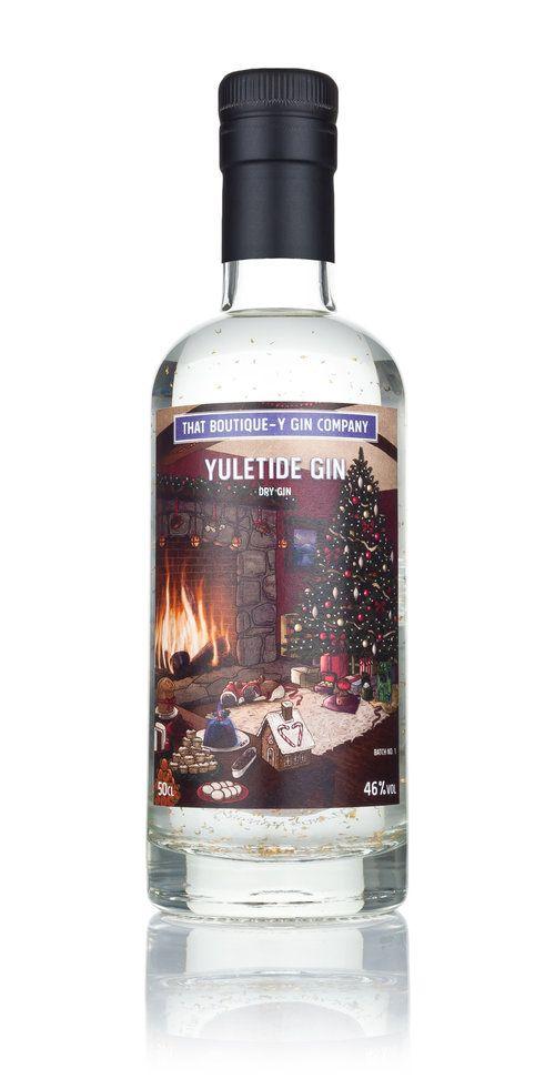 Yuletide+gin