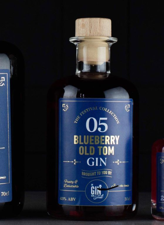 Blueberry Old Tom 35cl