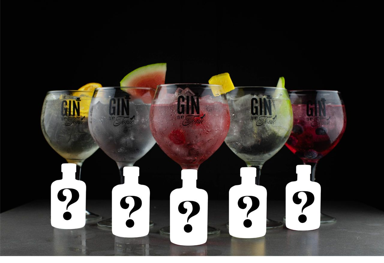 Ginclub Bottles