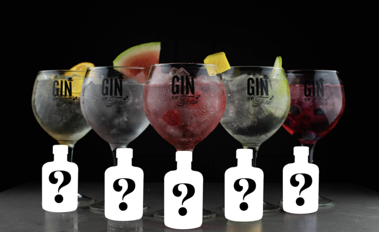 The Gin To My Tonic Club Gin Subscription