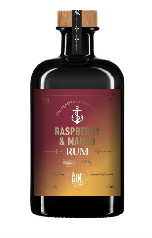 Raspberry & Mango Rum