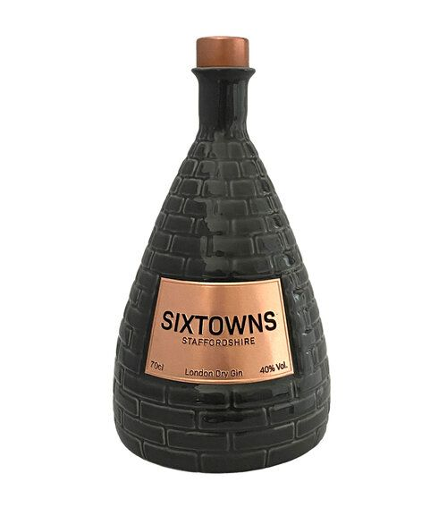 Sixtown Gin 70cl