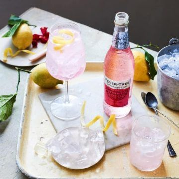 Fever-Tree Rose Lemonade