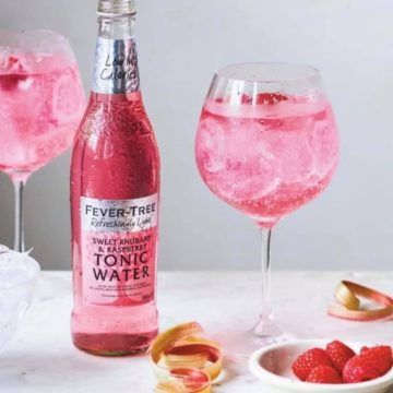 Fever-Tree Sweet Rhubarb & Raspberry