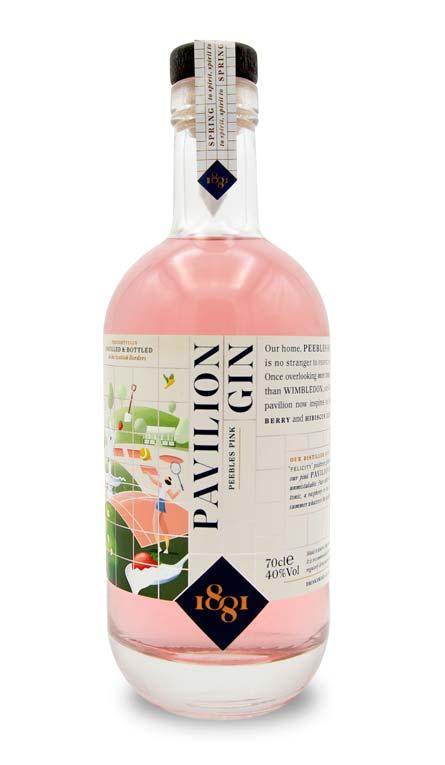 1881 Distillery Pavillion Gin 1
