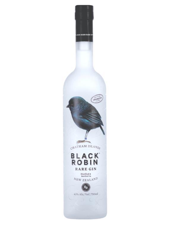 Black Robin Gin