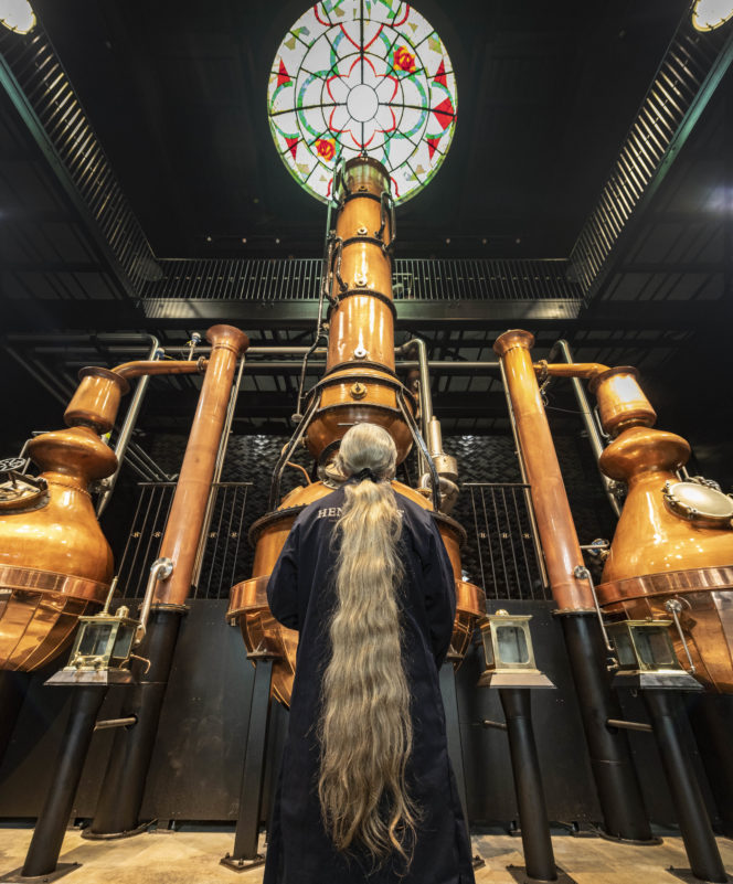 Hendrick's Gin Palace New Stills