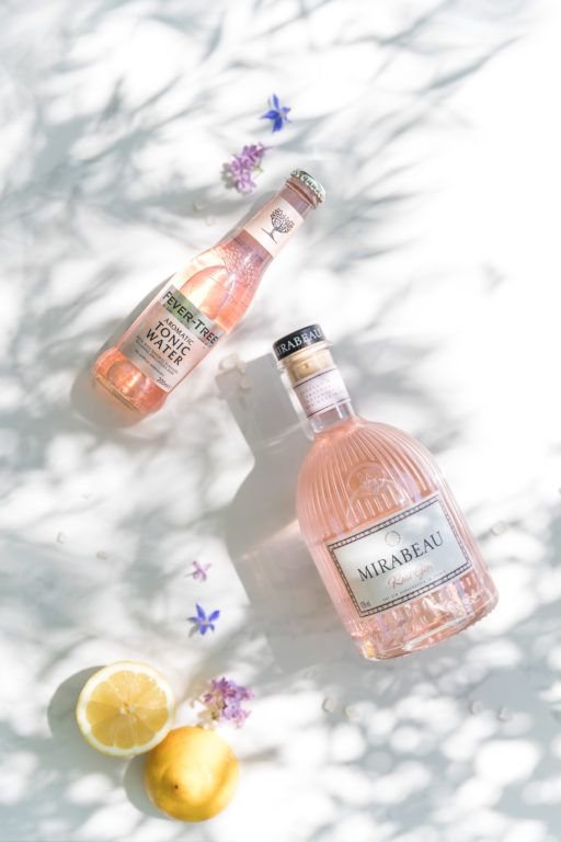 Mirabeau Floral Gin And Tonic