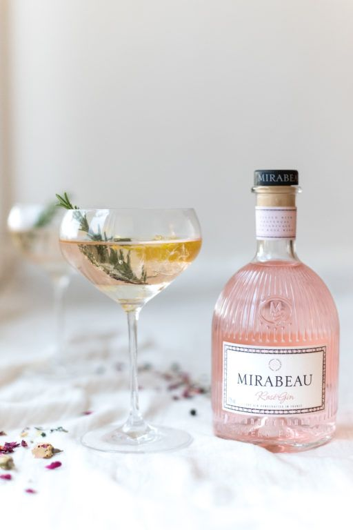 Mirabeau Gin Cocktail (1)