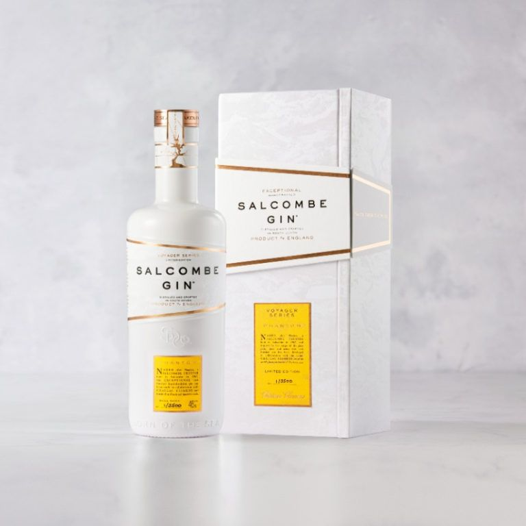 Salcombe Gin Voyager Series 'Phantom' 50cl 46%