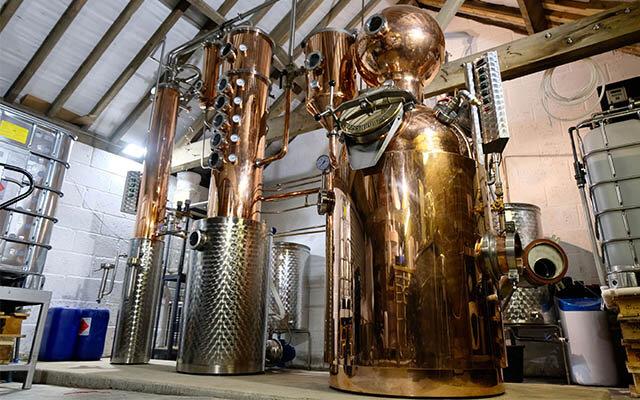 Whitby Gin Distillery