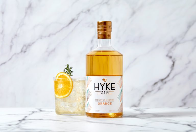 Foxholespirits Hyke Orange 31