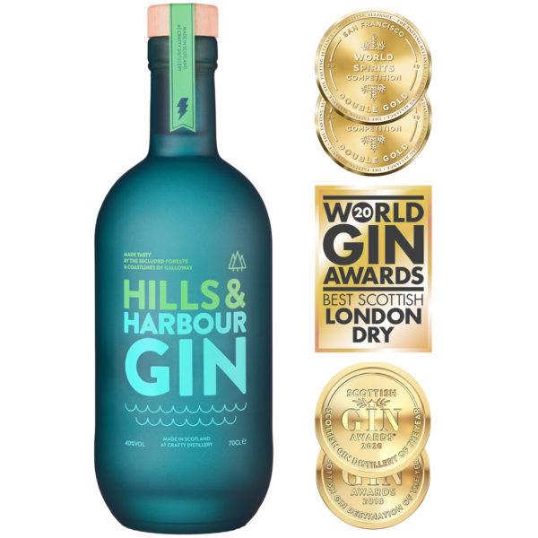Hills&harbour Bottle Medals Master