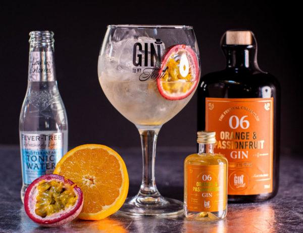 Orange & Passionfruit Gin