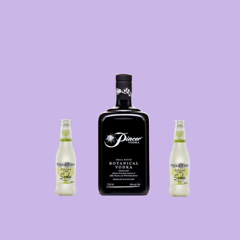 Pincer Lime Soda