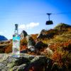 Altitude Gin at Mid Station, Aiguille du Midi, Chamonix-Mont-Blanc