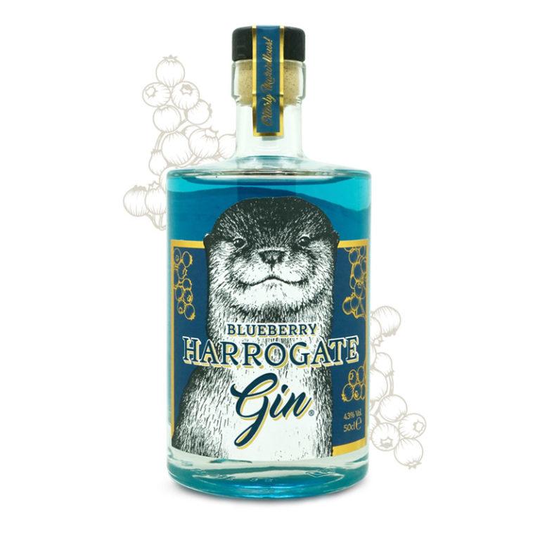 Blueberry Harrogate Gin