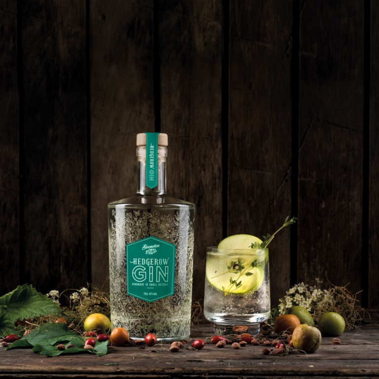 Hedgerow Gin Picture
