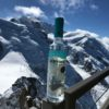 Altitude Gin with Mont-Blanc in the distance
