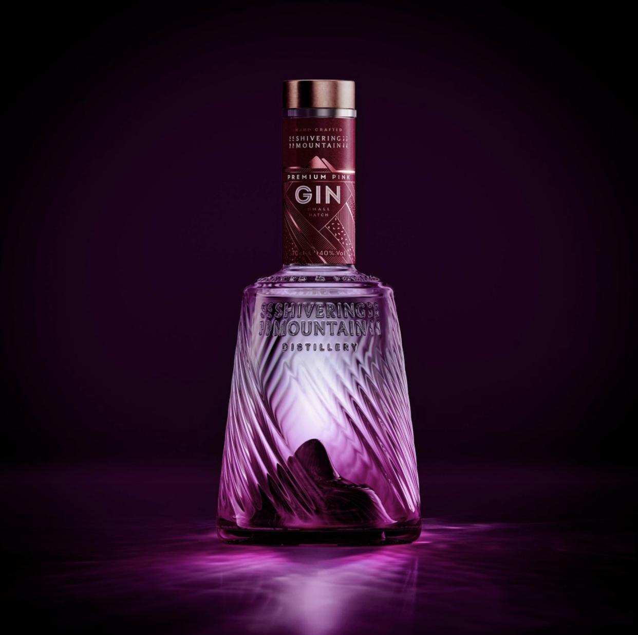 Shivering Mountain Premier Gin