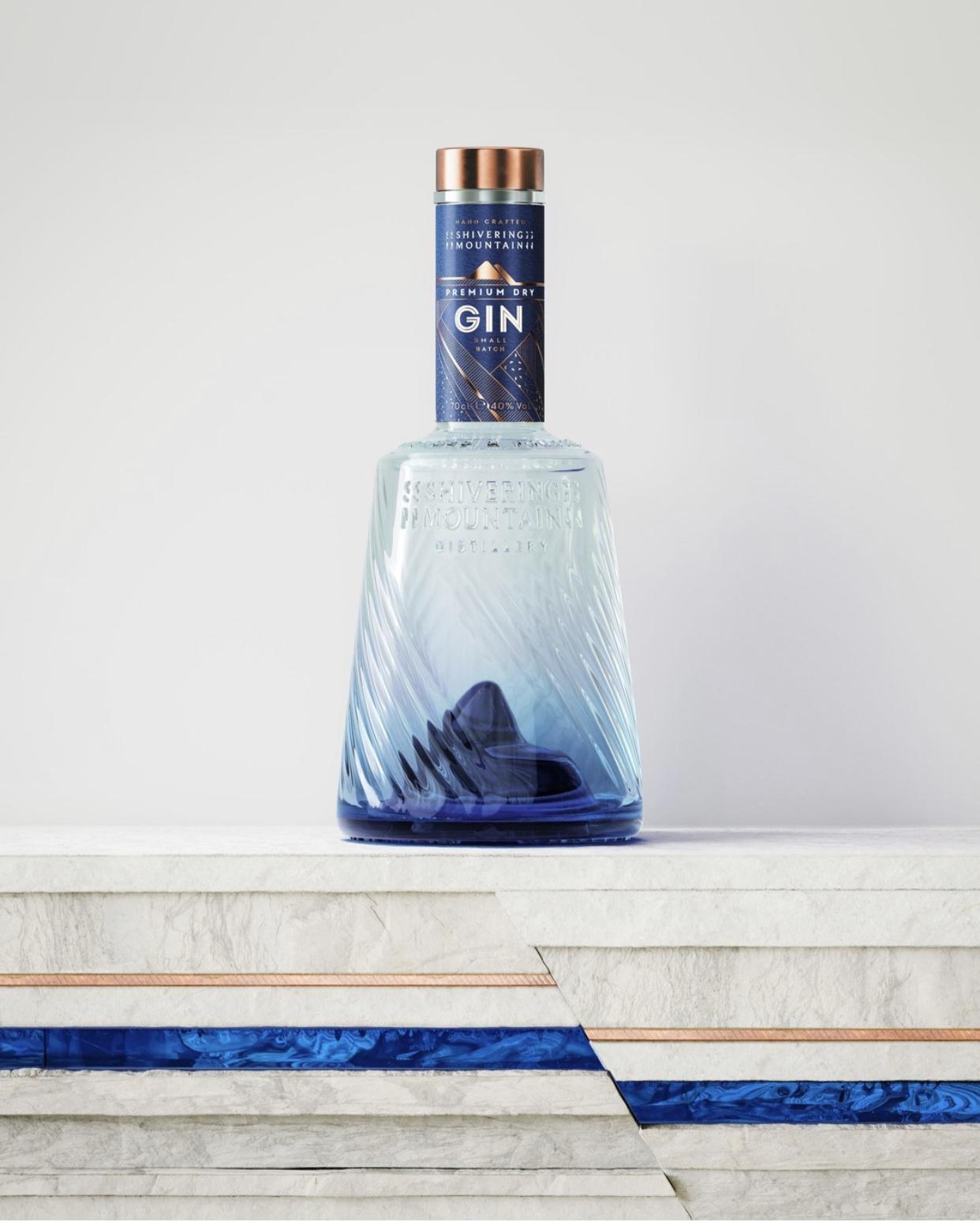 Shivering Mountain Premium Dry Gin