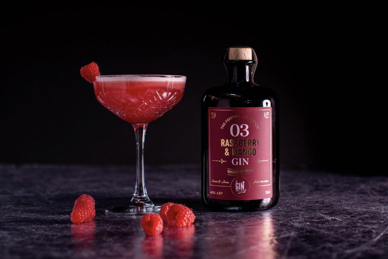 Raspberry & Mango Gin