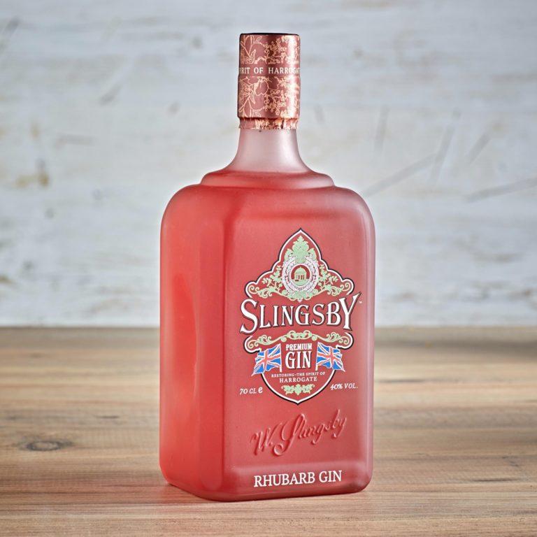 Slingsby Yorkshire Rhubarb Gin