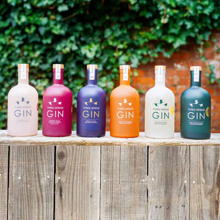 Complete Gin Collection 6xbottles