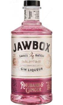 Jawbox Rhubarb And Ginger