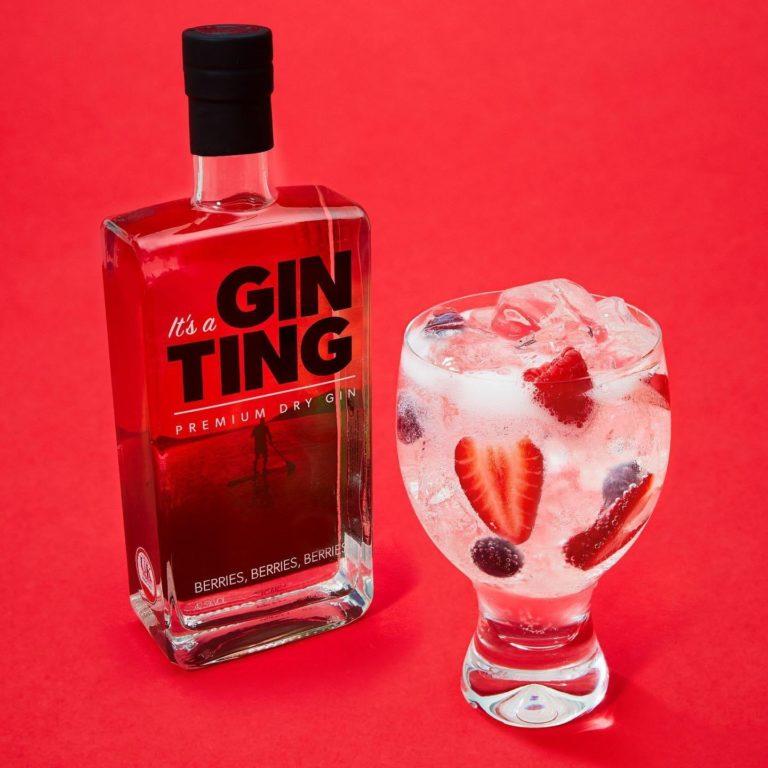 Gin Ting Berries Berries Berries
