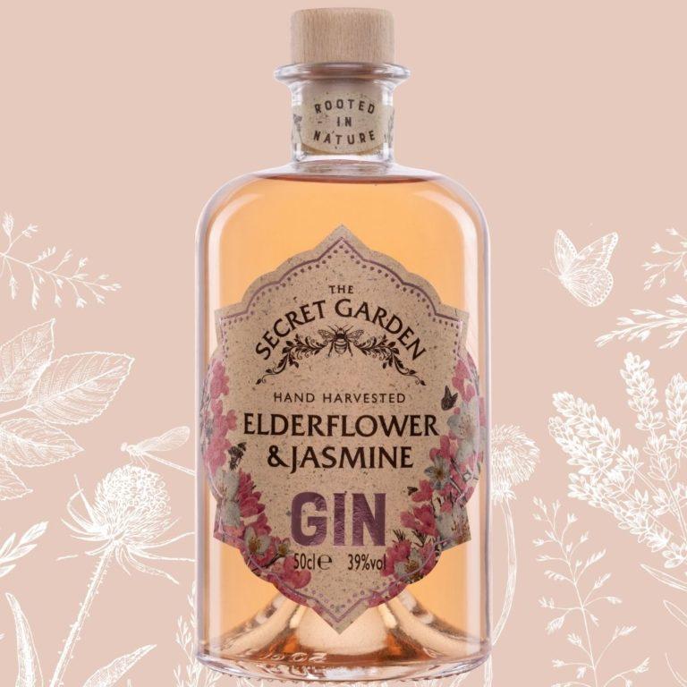 Elderflower & Jasmine Gin