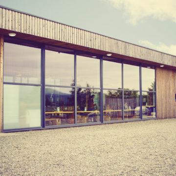 Crafty Distillery Our Modern Building