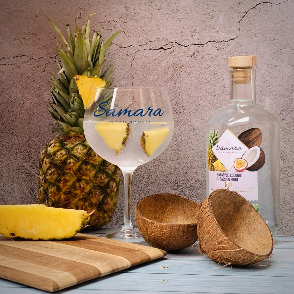 Samara Pineapple, Coconut & Passionfruit