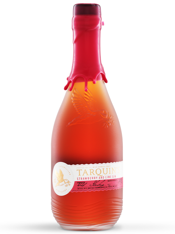 Tarquins Strawberry Lime Gin 38