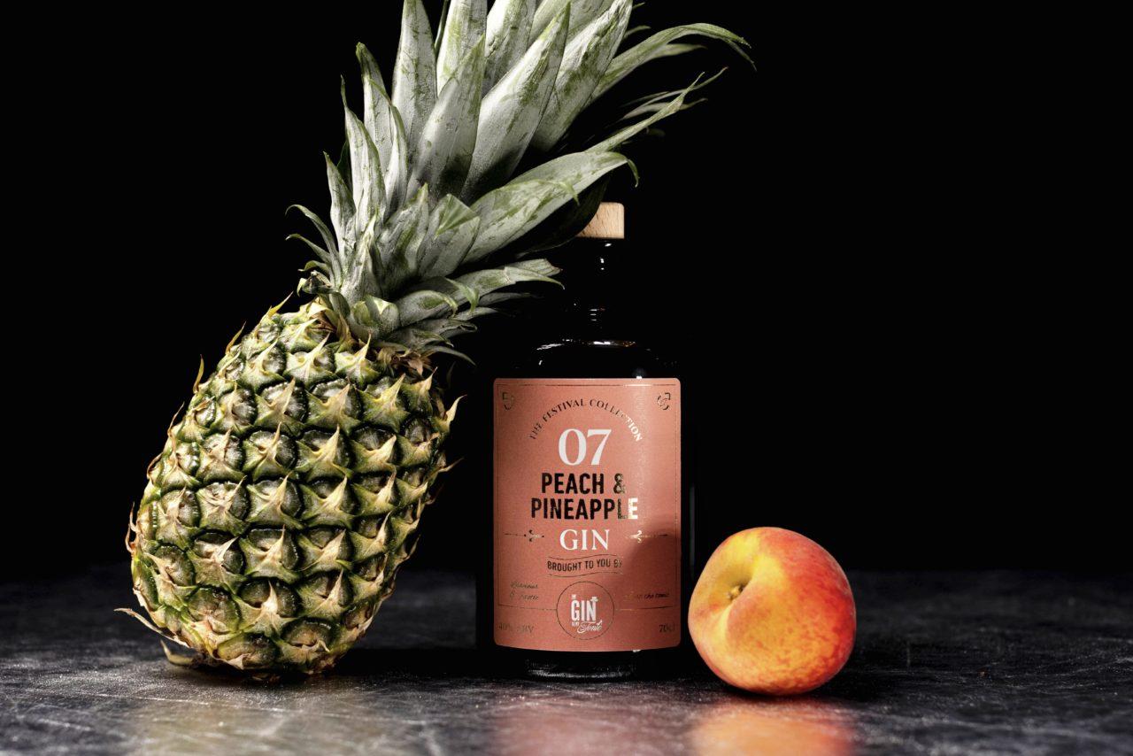 Peach & Pineapple Gin