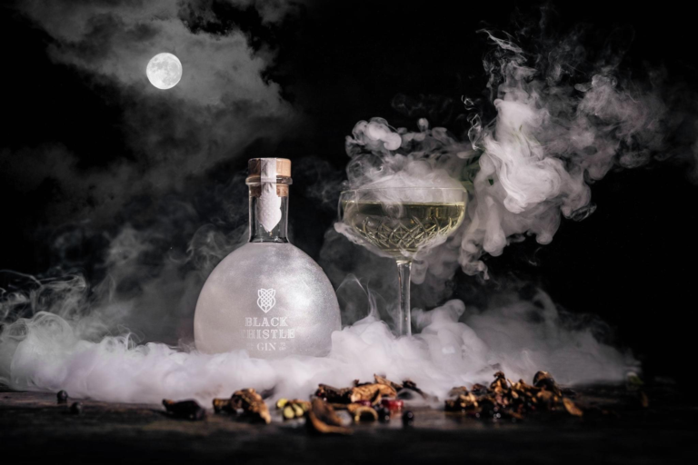 Black Thistle Pearl Mist Gin